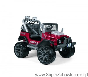 Peg Perego Gaucho Rock'in 12V Nowy model !!!