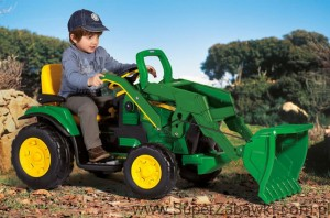 Peg Perego John Deere Ground Loader 12V Od Ręki !!! RATY !!!