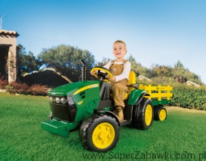 Peg Perego John Deere Ground Force 12V Od Ręki !!! RATY !!!